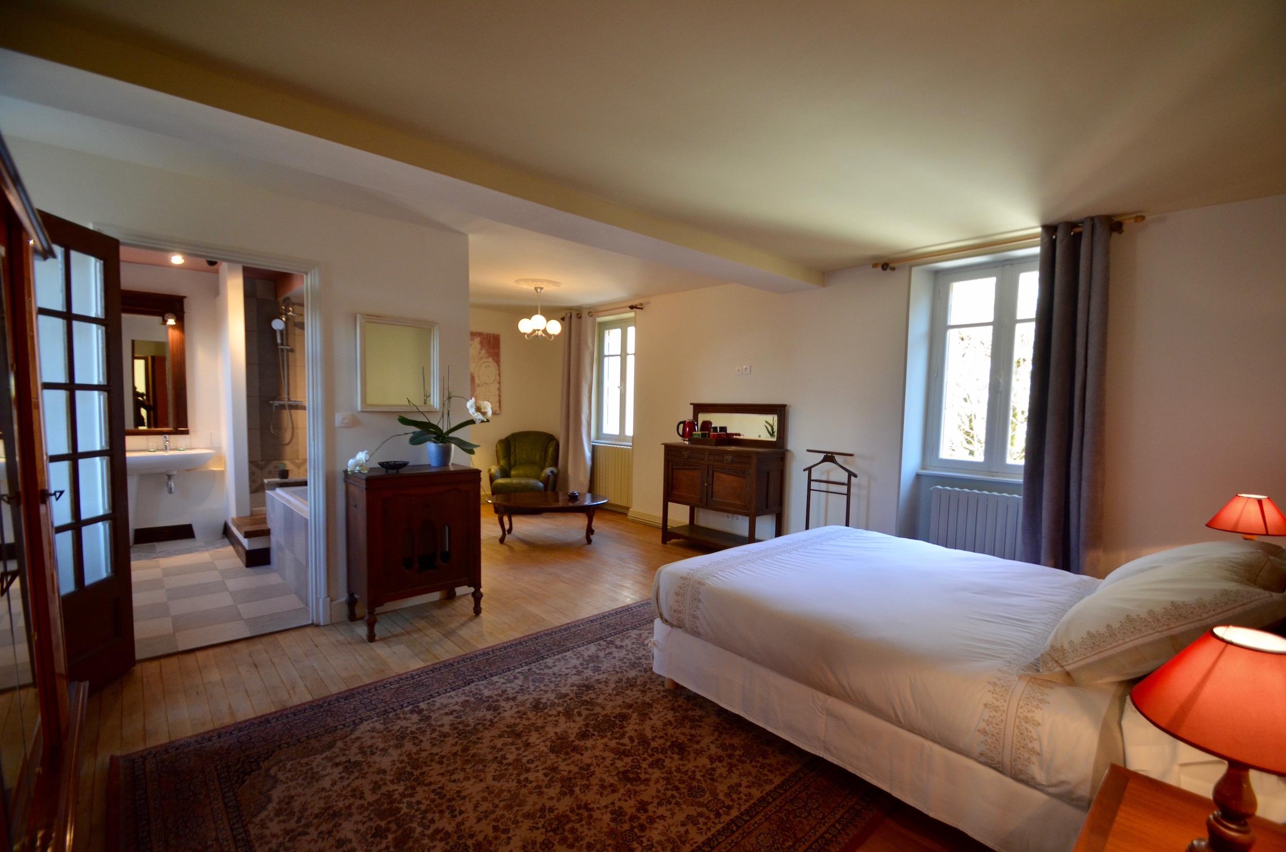Nos chambres – La Source du Vallon – Chambres d hôtes en